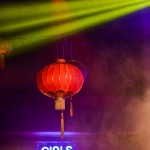 Chinese party decor