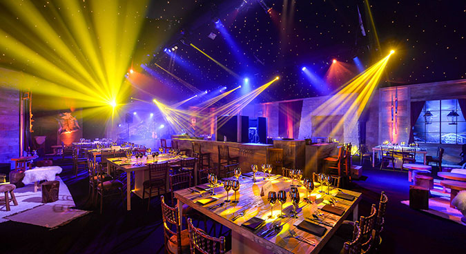 Private Party venues Lighting tlc ltd