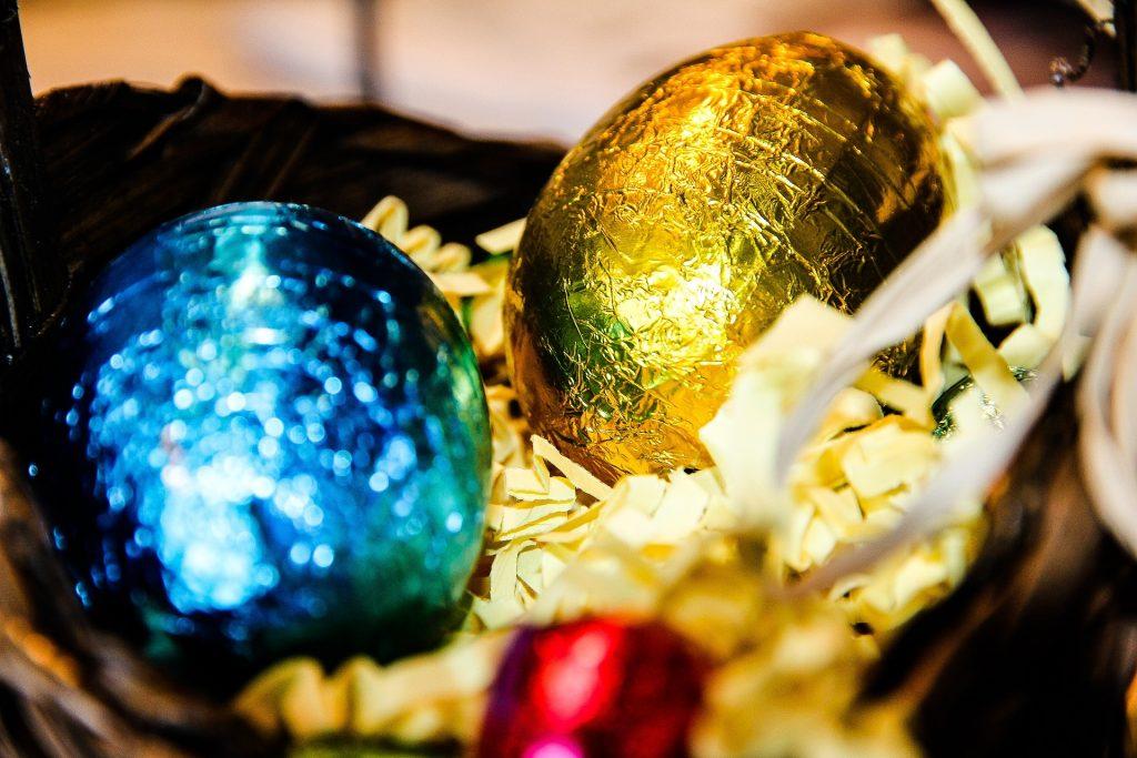 Eggs, Eggs, Easter Eggs