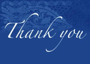 Wedding Thank You Testimonial