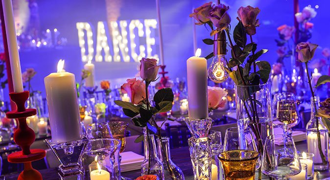 private party and corporate event planners home