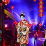 Oriental party theme