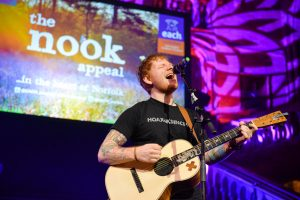 Ed Sheean Performs