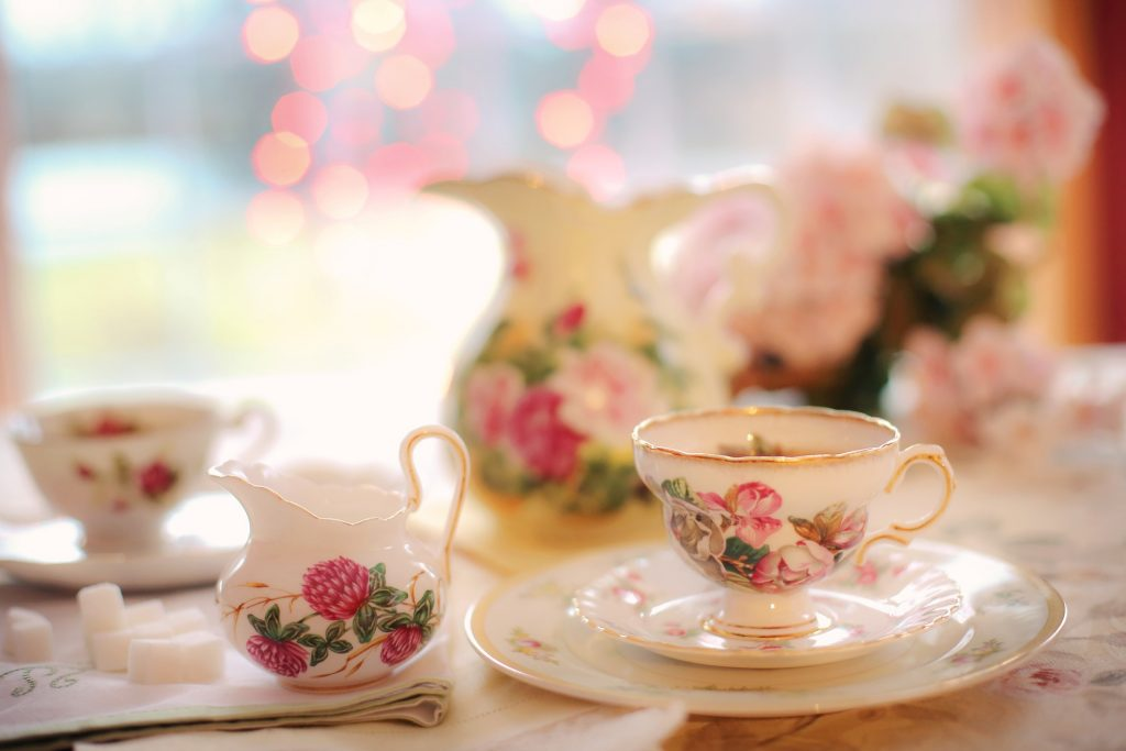 Planning afternoon tea events