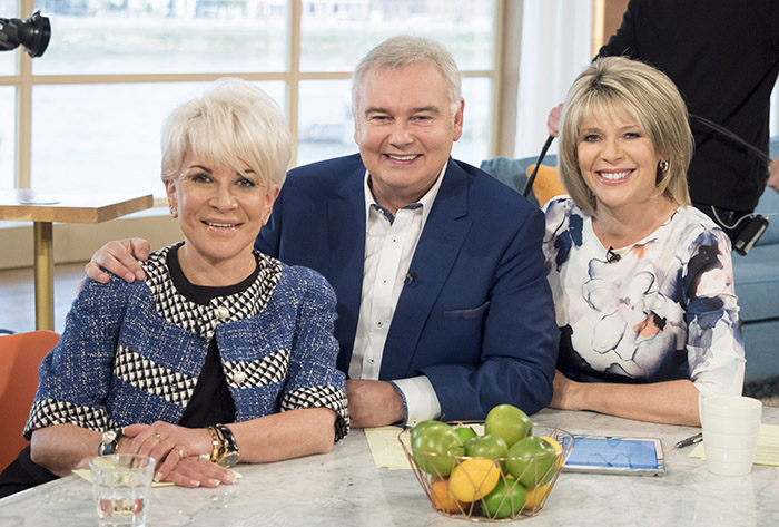 'This Morning' TV show, London, UK - 18 May 2017