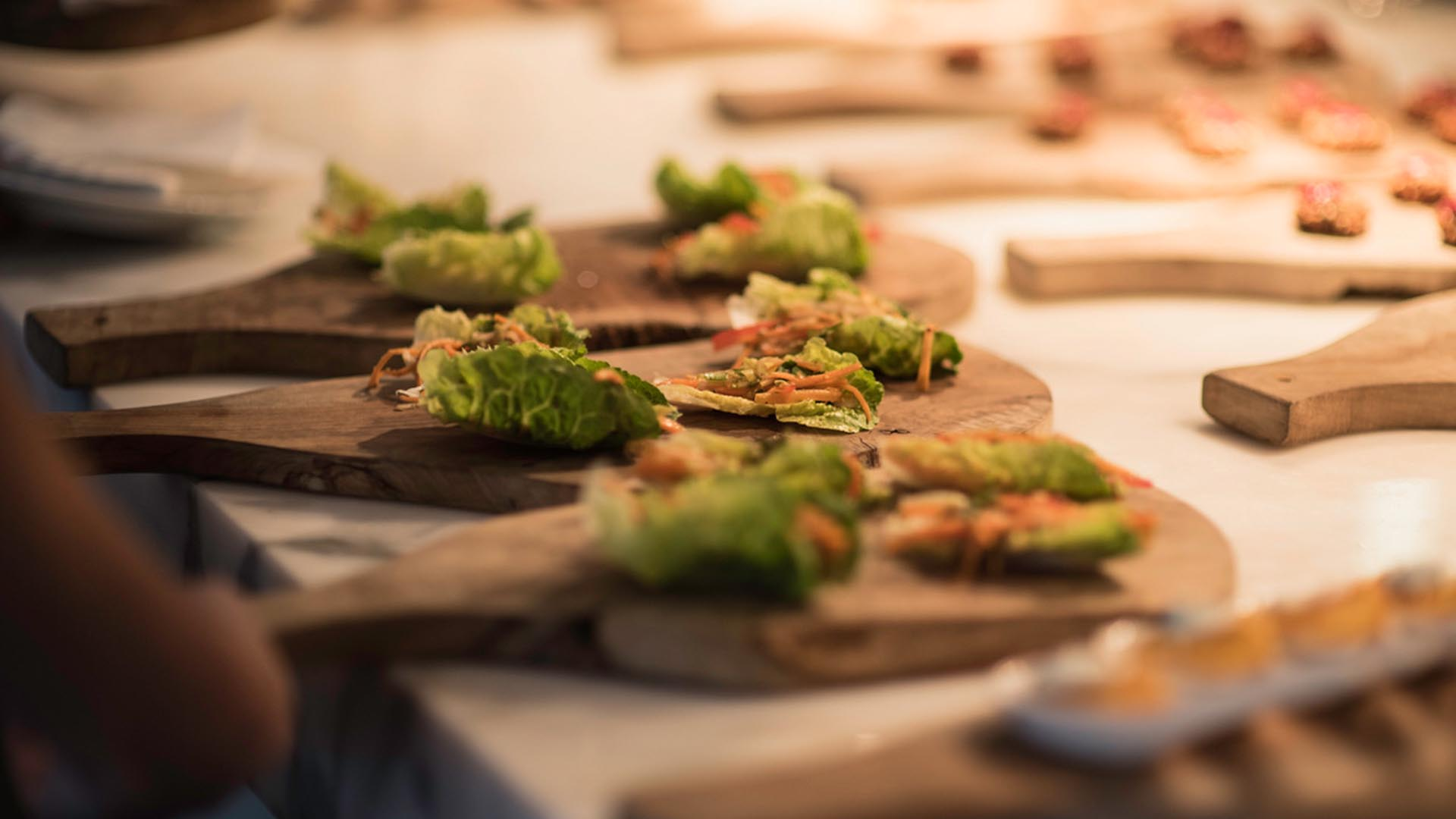Corporate event Catering by TLC Limited