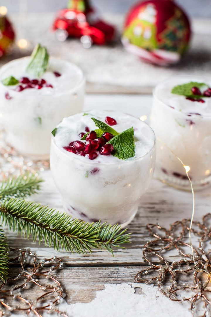 Six festive tipples to impress guests this Christmas