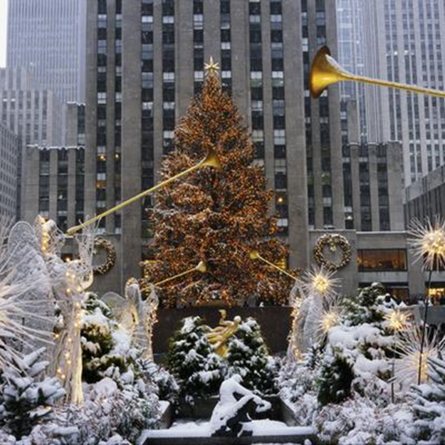 New York Festive Guide