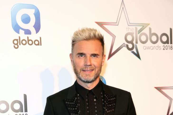 Gary Barlow Charity Performance