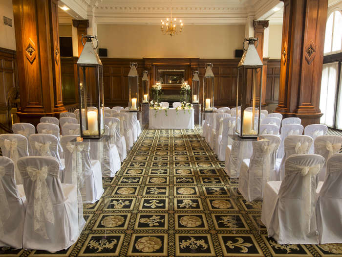 Top five historic Manchester wedding venues