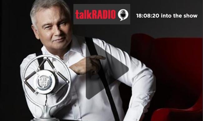 Eamonn Holmes Talk Radio