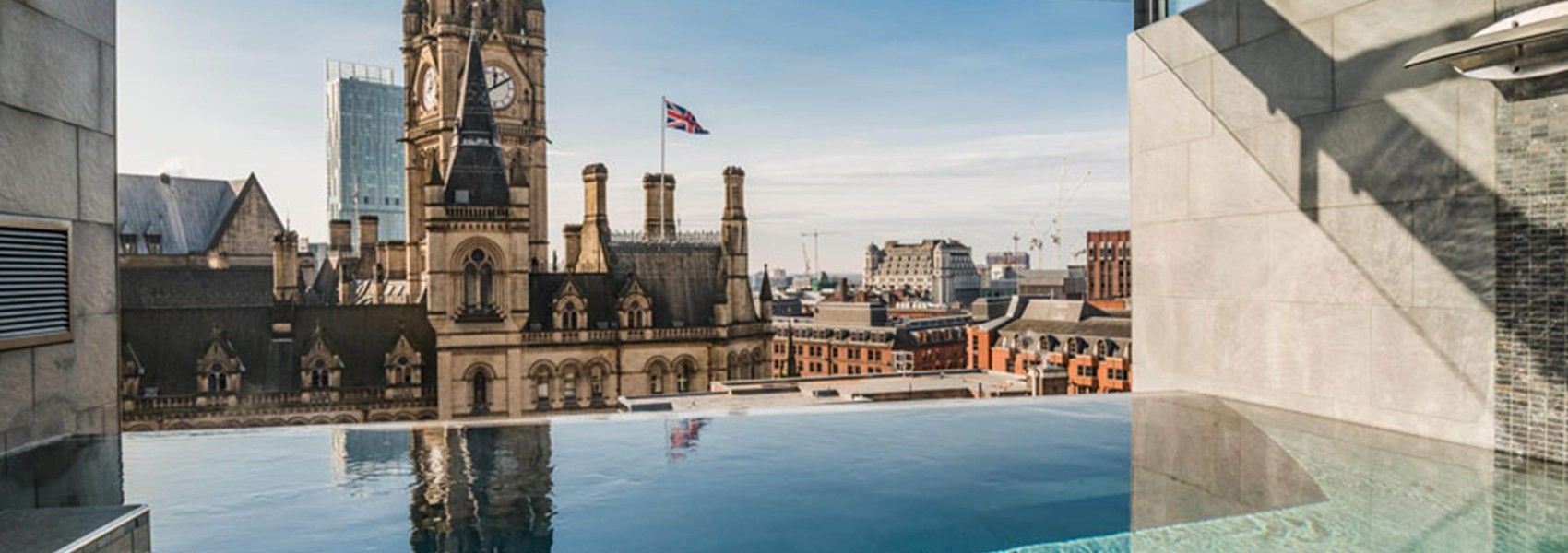 Top 5 outdoor spaces in Manchester