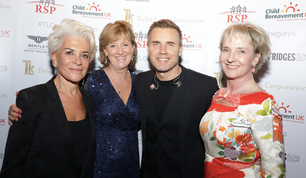 TLC Raise £500k for Children's Charities