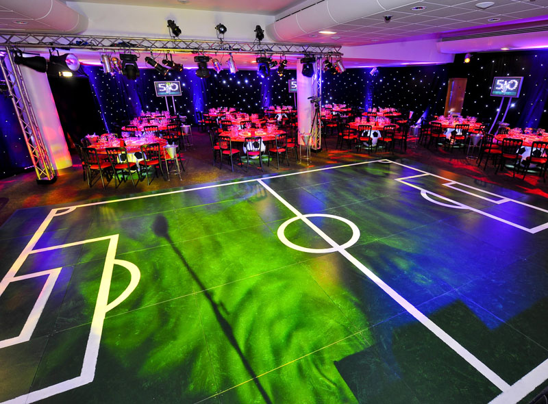 Five Top UK Sporting Venues For Hire
