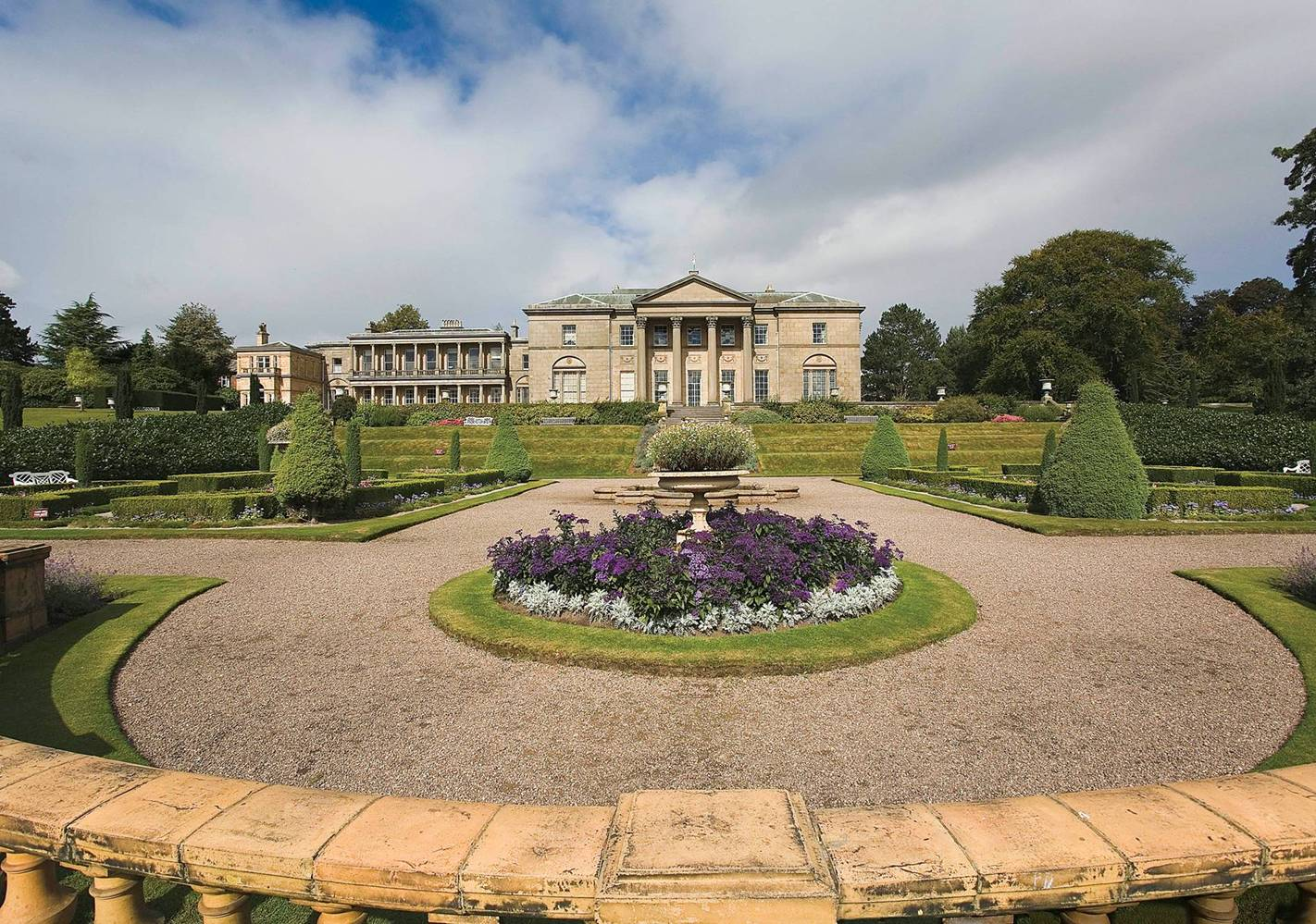 top garden venues in the north west