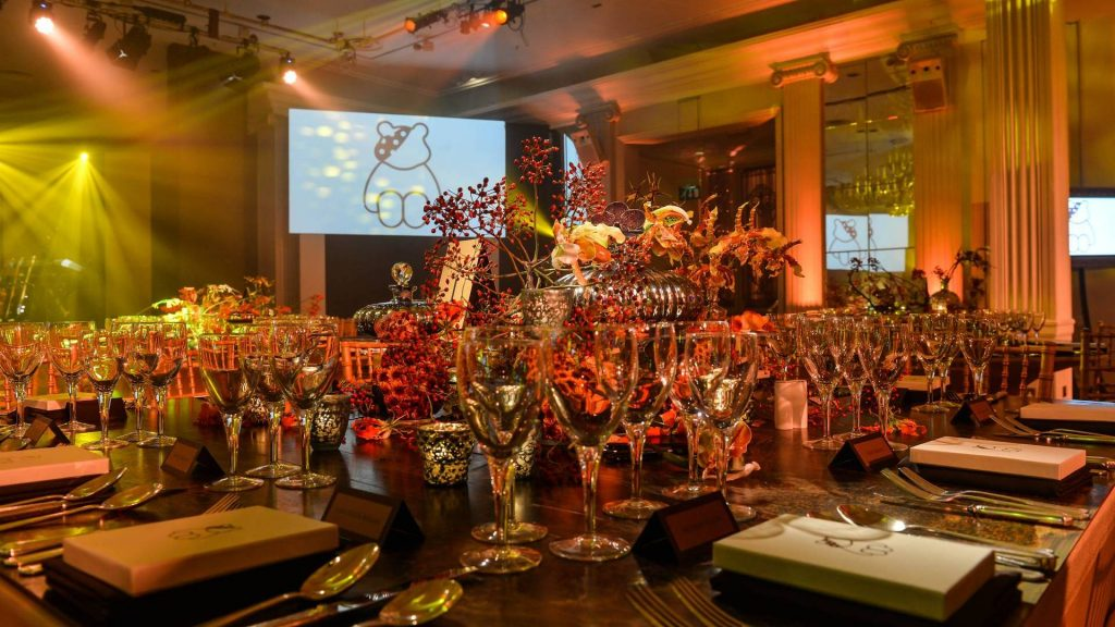 Recognition events organiser the Taylor Lynn Corporation event planner in Manchester