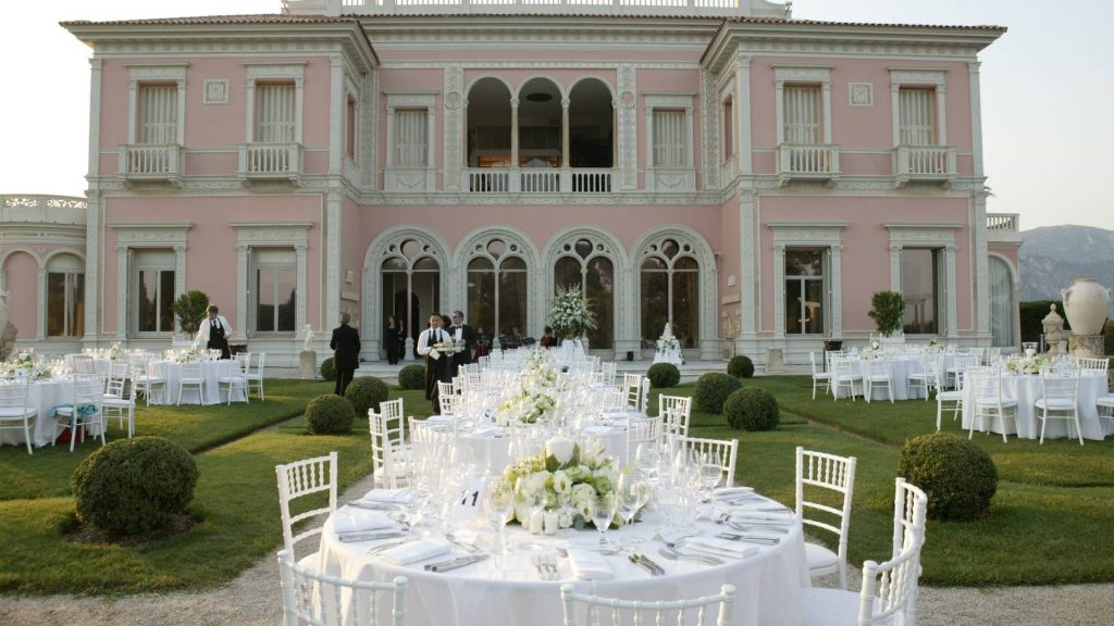 luxury weddings and celebrity wedding days arranged by tlc taylor lynn corporation