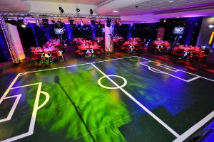 Five ideas for a football inspired party