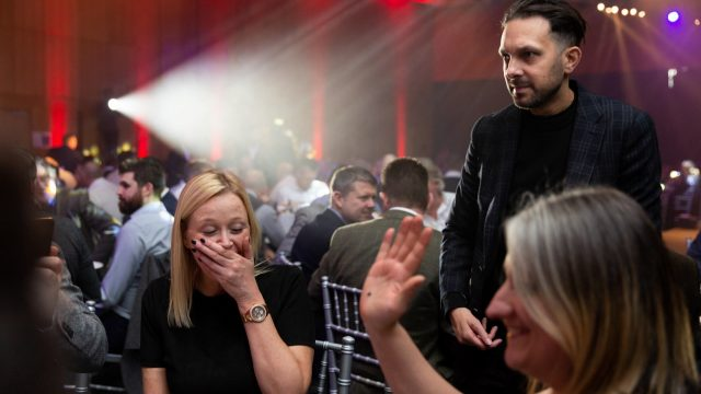 ManManchester Dynamo wows guests