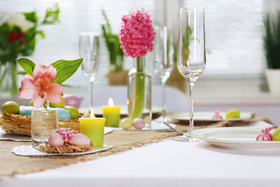 How to Create the Perfect Easter Table