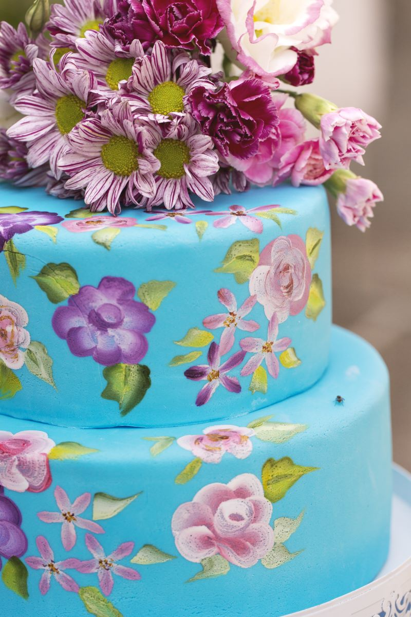 Top Wedding Cake Trends
