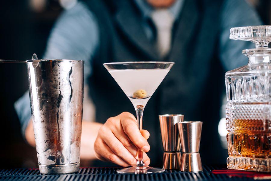 Five James Bond Inspired Cocktails