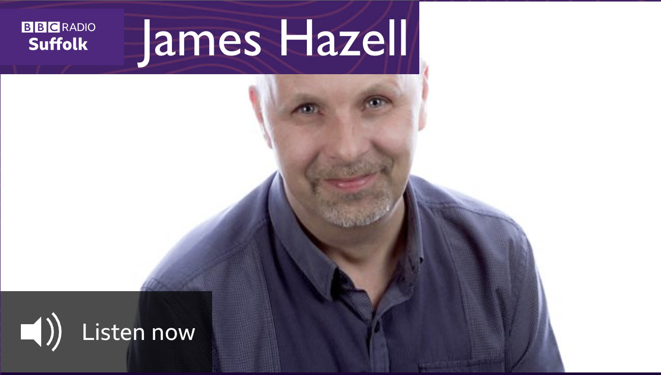 Liz Taylor talks with James hazell on Monday at 1.15pm - about how we can save Christmas parties this year 3.17.20.