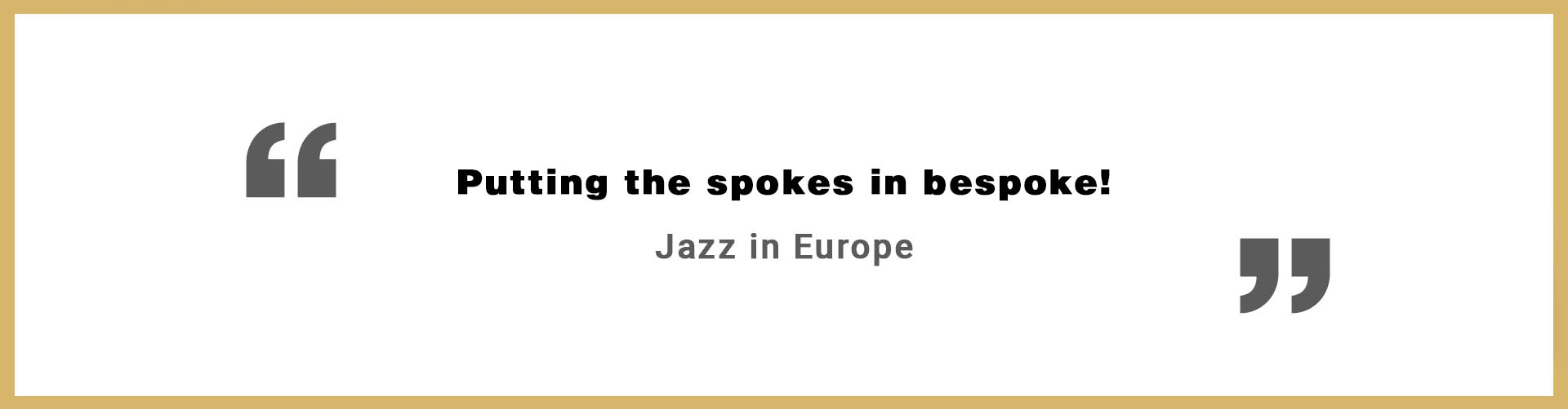 Jazz acts in Europe