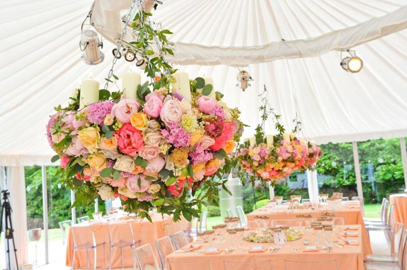 Top Flowers For Spring Weddings