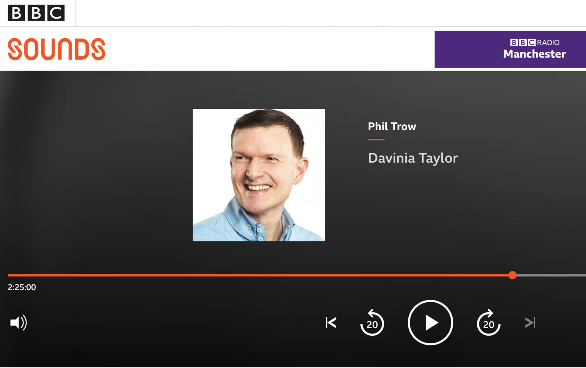 Liz talks to BBC Radio Manchester's Phil Trow about the stories and trends that have made the news and set social media talking.   Click to 2:25 into the show:  Phil Trow - Davinia Taylor - BBC Sounds